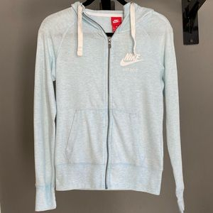 Nike Gym Vintage Women's Full-Zip Hoodie, XS